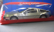 Carcoon 5.05x2 m. Indoor. Clear / red