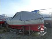 Boat tarpaulin 3x10 m PE