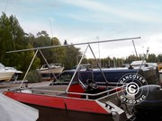 NoTool ECONOMY frame for center console boats,  max 6 m.