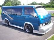 Nissan urvan Camper for sale