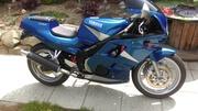 1993 FZR 250 EXUP
