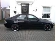 Lexus car IS 200