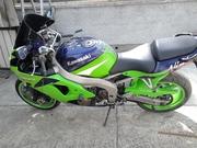 1998 Kawasaki zx6r