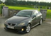 Lexus is220 +2 year nct cheap tax