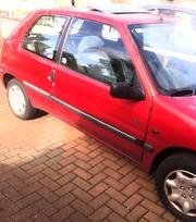 98 Peugeot 106 for Sale