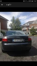 2003 Audi A4 1.9 TDI SE 130BHP 4DR Black €1499