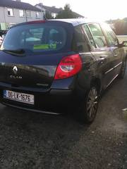 06 Renault Clio for sale