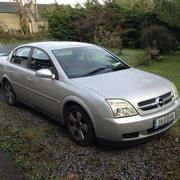 2004 Opel vectra 1.6