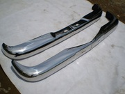 Mercedes Benz W110 EU Style Stainless Steel Bumper 1962