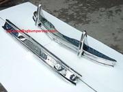 Citroen 2CV Stainless Steel Bumper 1940
