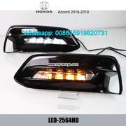Honda Accord DRL LED Daytime Running Light led driving lights